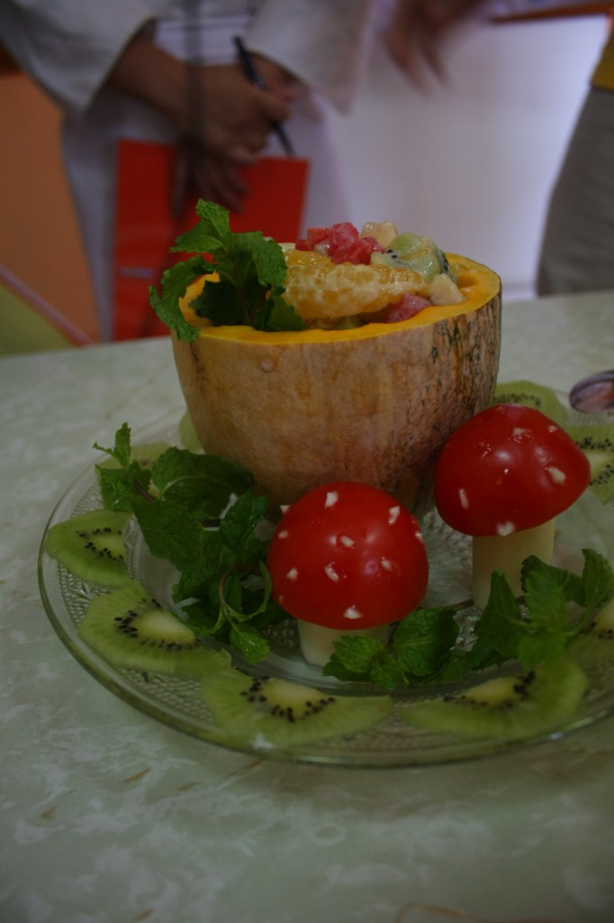 mon Salad kiwi