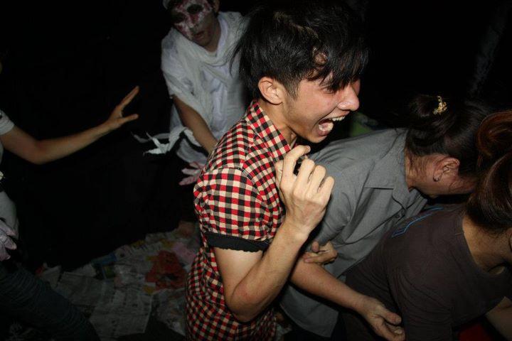 Sinh viên FPT Arena bùng nổ với đêm tiệc quỷ