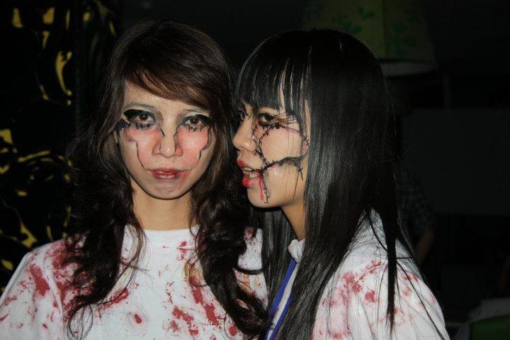 fpt arena halloween hoatrang5