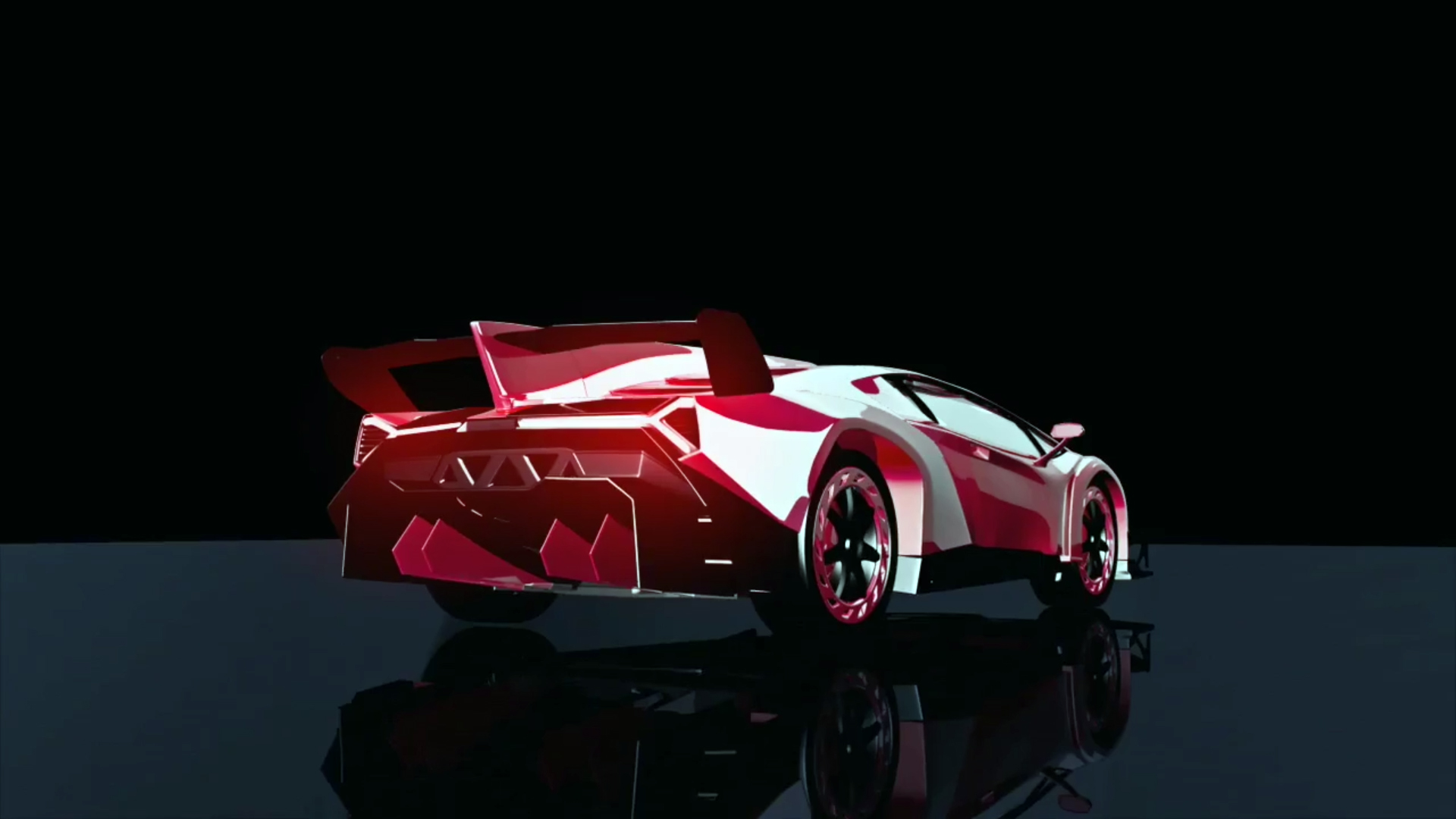 Final Lamborghini