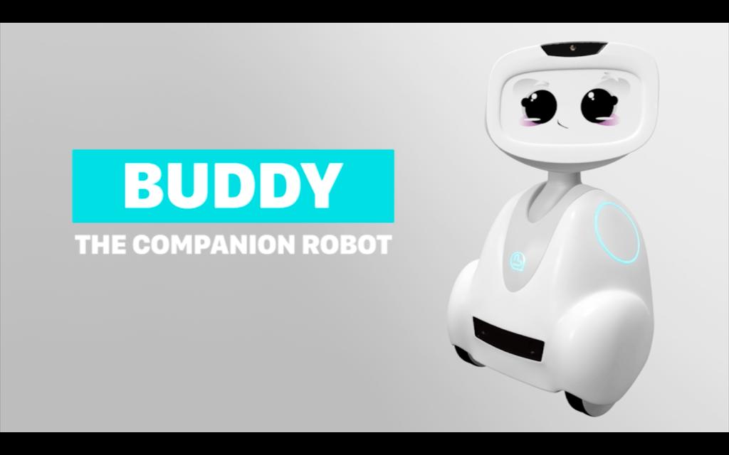 Project Sem 3 – Buddy robot