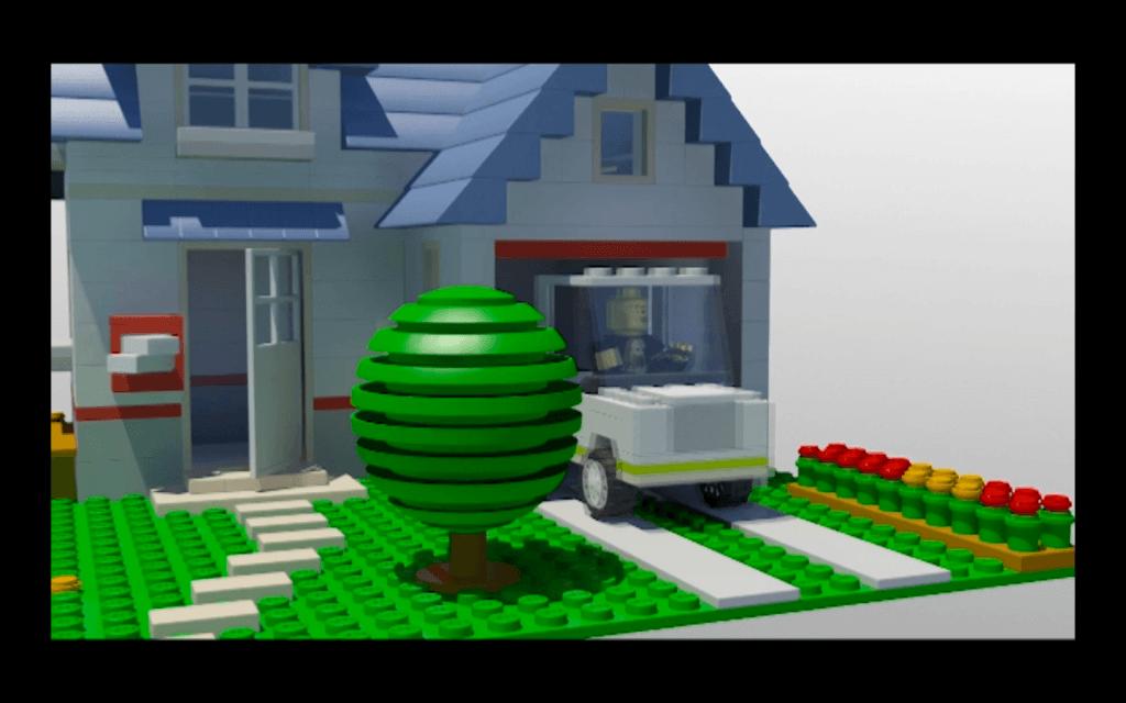 Project Sem 3 – LEGO