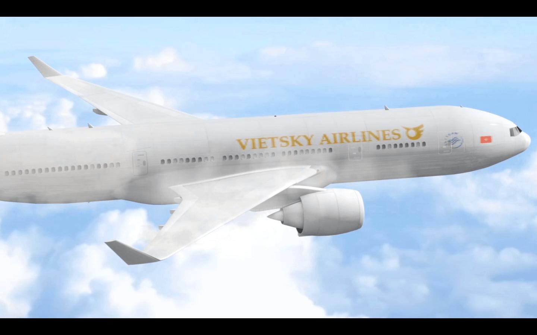 Project Sem 3 – TVC VIETSKY AIRLINES