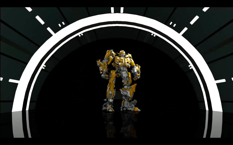 Project Sem 3 – TVC bumblebee