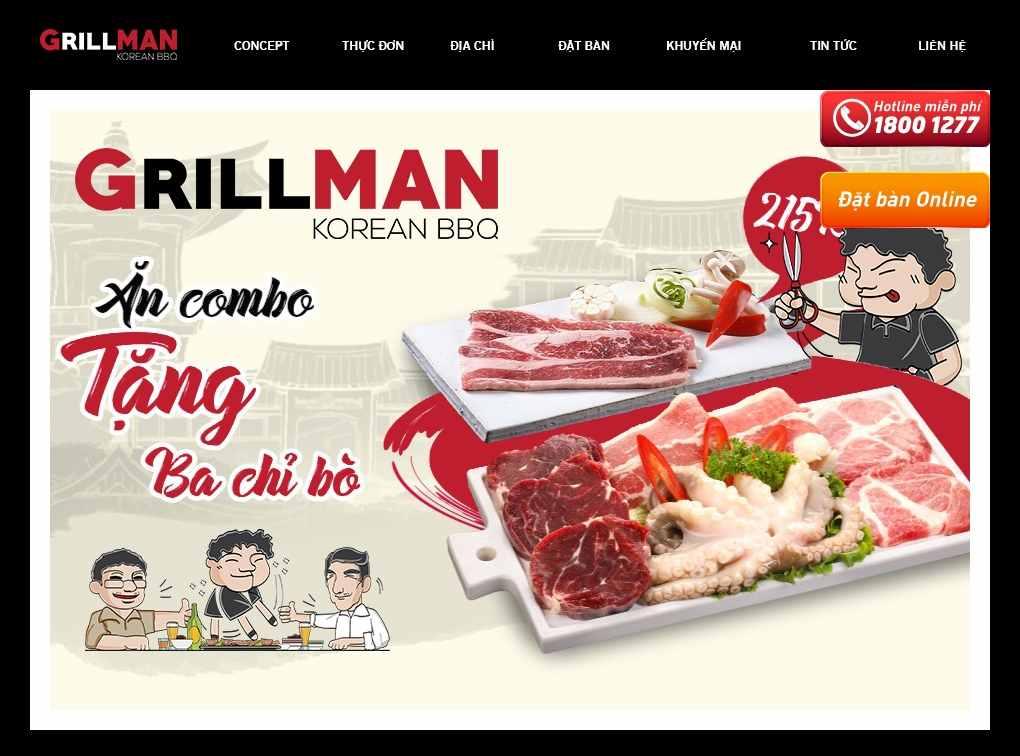 GRILLMAN BBQ