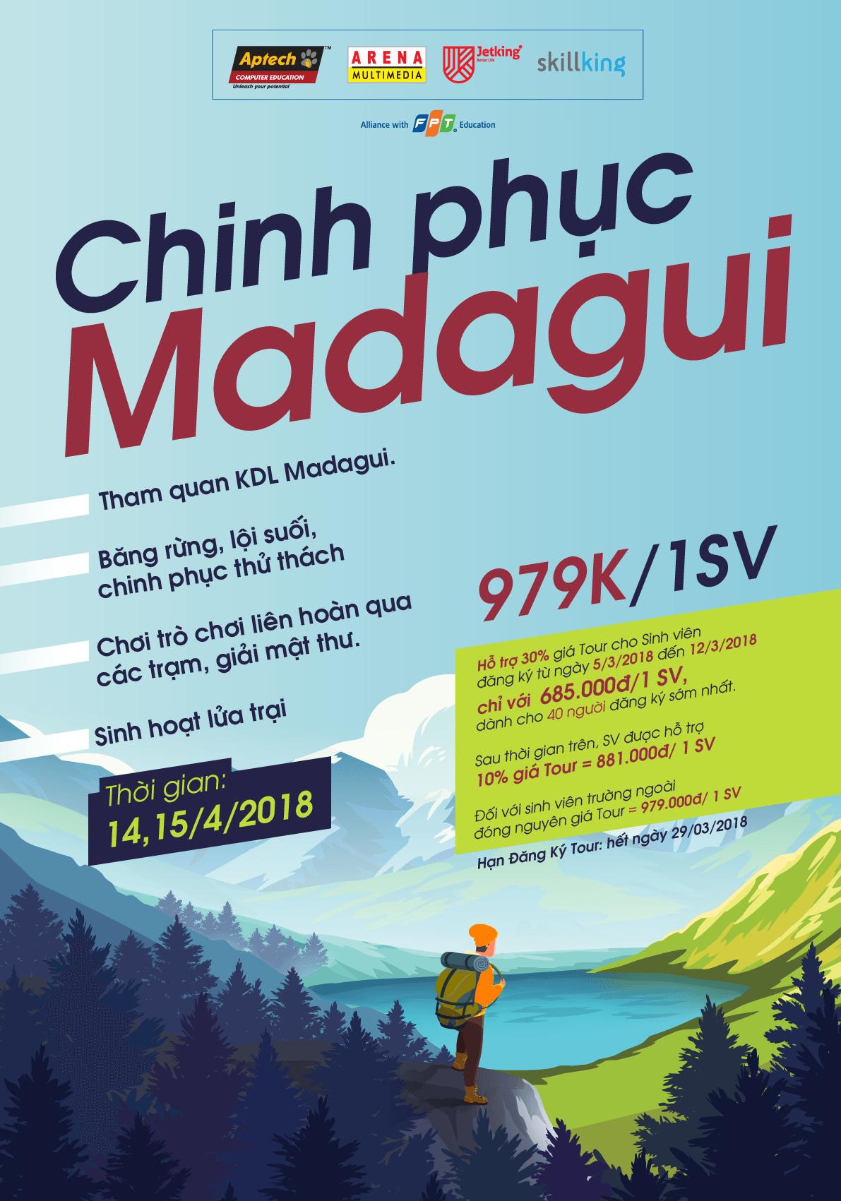 Poster MADAGUI
