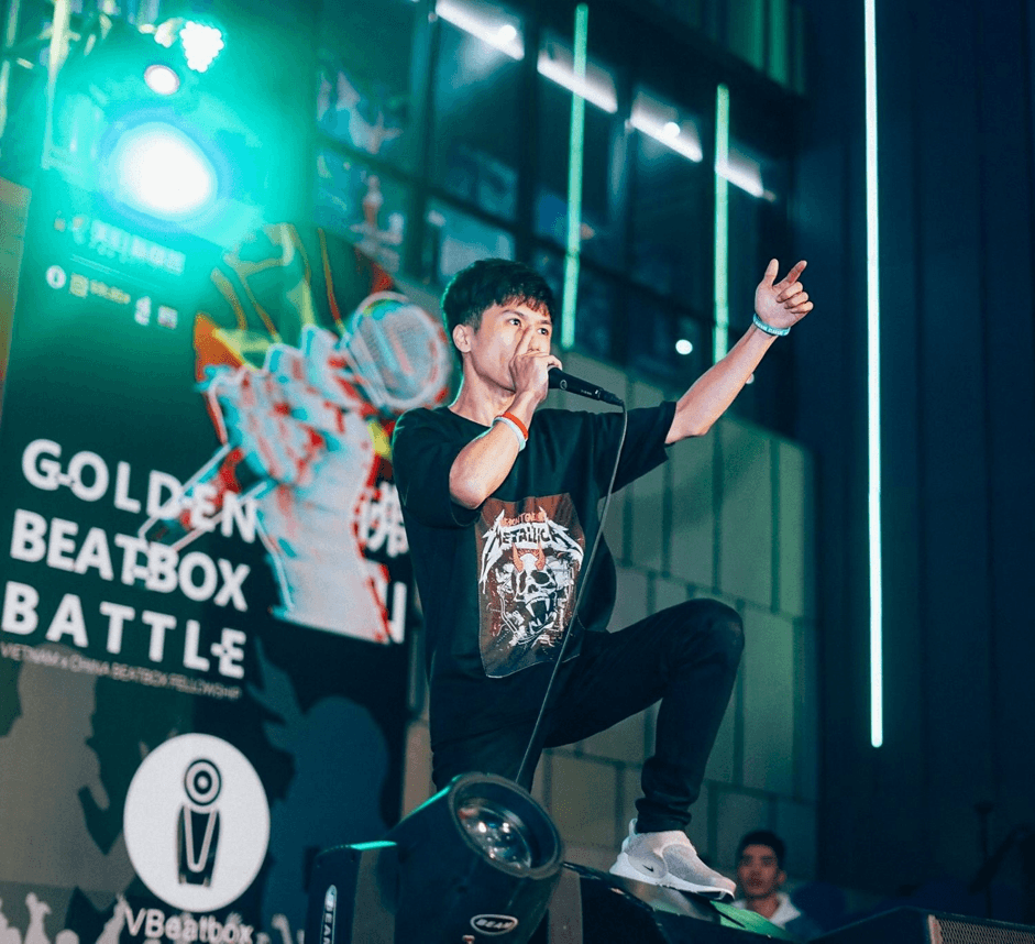 """Nguyễn Minh Khánh - """"Từ Beatbox tới Design, âu cũng là là cái duyên của người làm sáng tạo"""""""