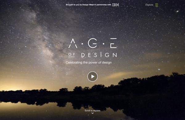 Tôn vinh sức mạnh của thiết kế một cách đơn giản.