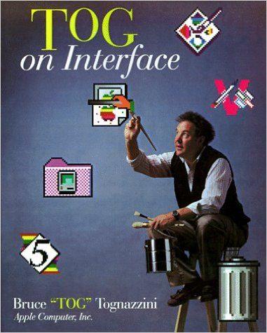 Bruce Tognazzini - người từng làm việc cùng Steve Jobs từ những ngày đầu ở Apple.