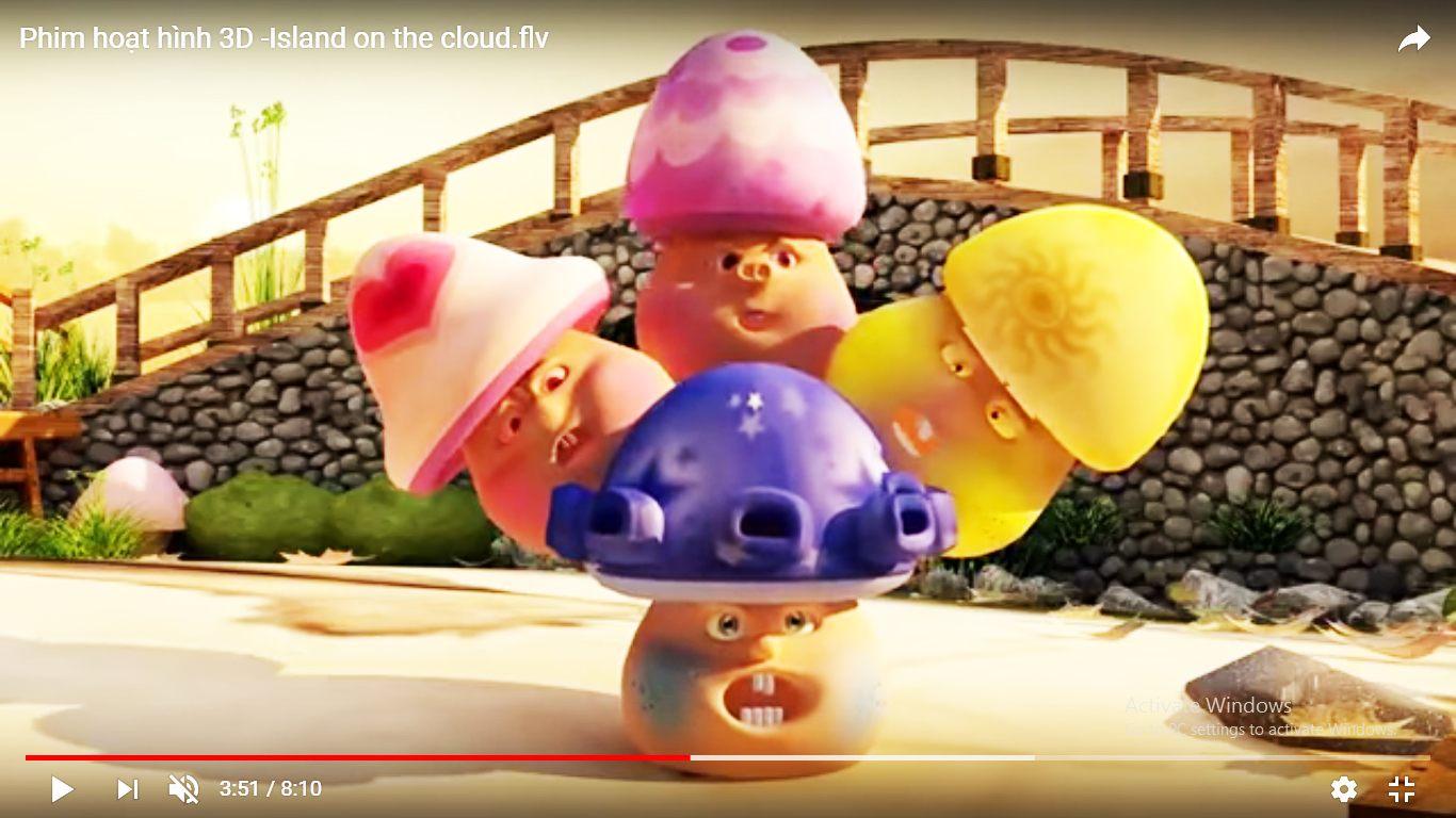 phim Island on the cloud