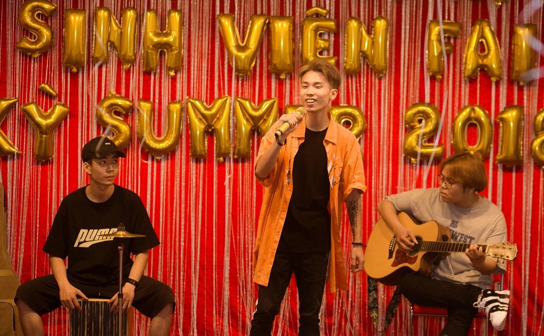 Bữa tiệc âm nhạc ý nghĩa đến từ trường cựu sinh viên FPT Arena Multimedia & những người bạn