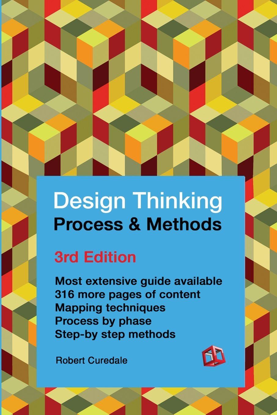 Sách Design Thinking Process and Methods 3rd Edition