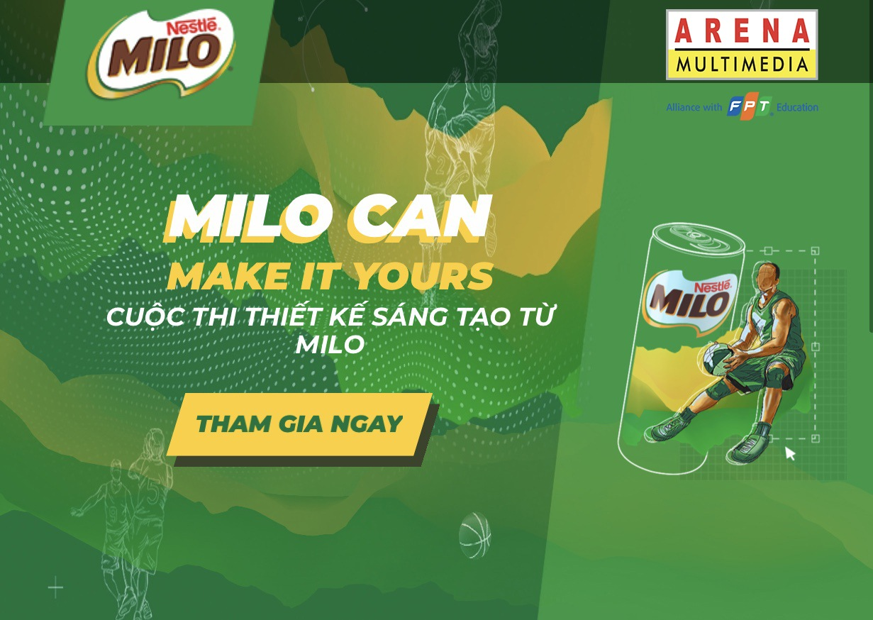 Milo Can - Make It Yours