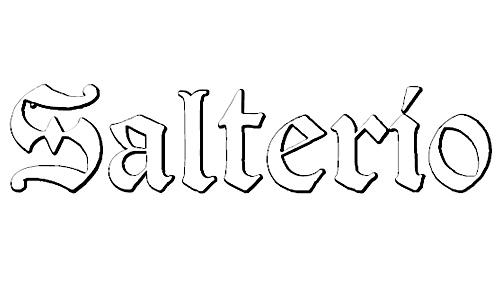 Font chữ outline