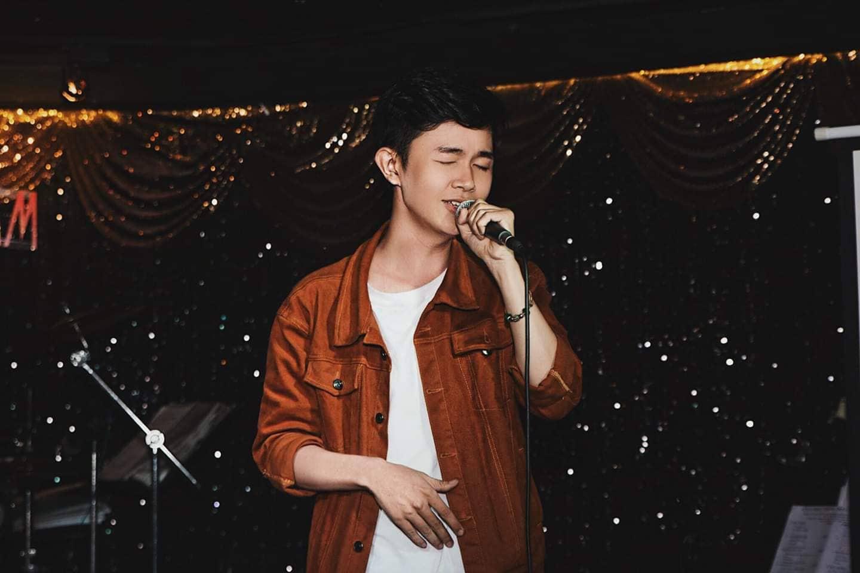 Với Chí Thiện, được hát, được biểu diễn là ước mơ lớn nhất của anh