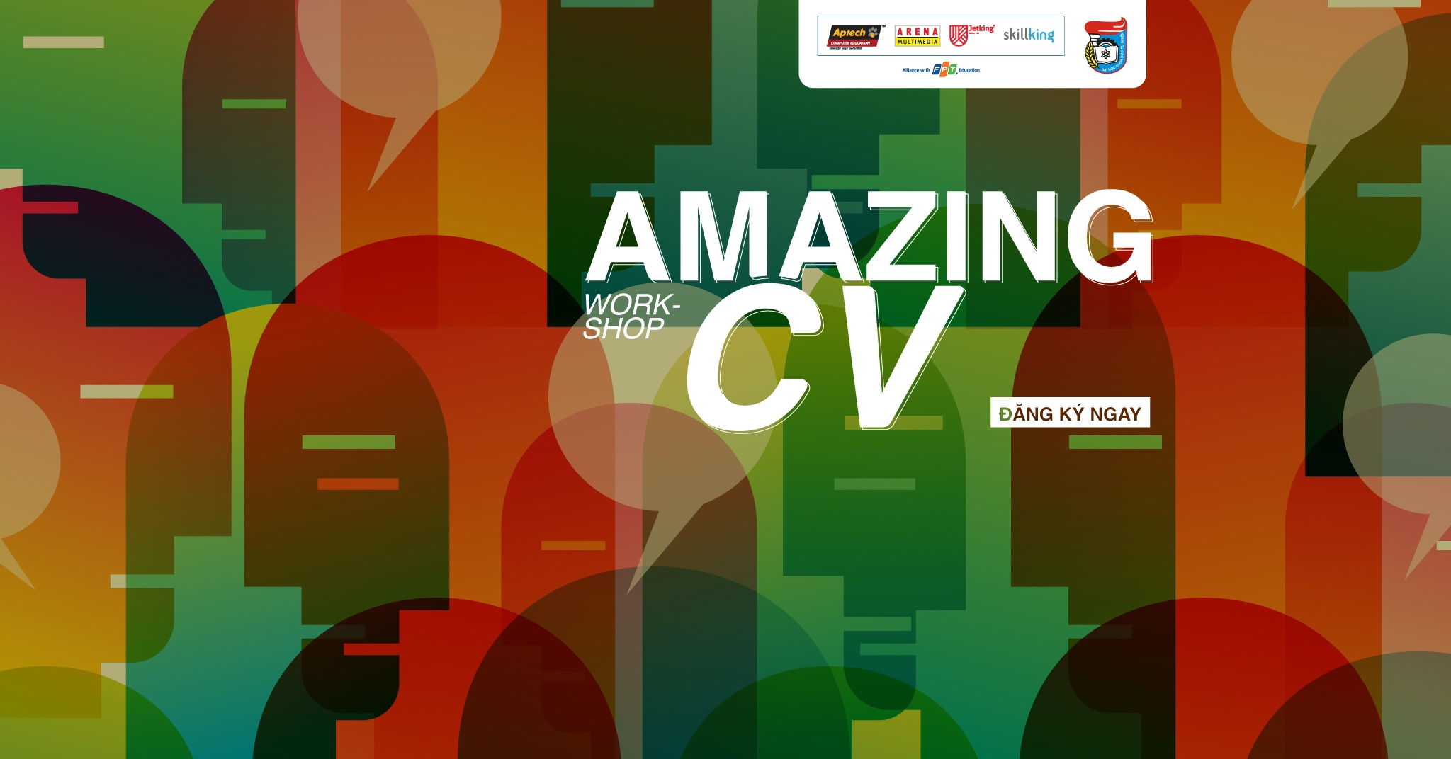 Workshop AMAZING CV