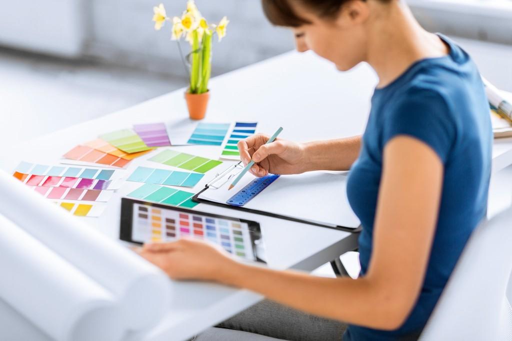Từ xưa đến nay nhắc đến thiết kế người ta nghĩ đến vẽ tay