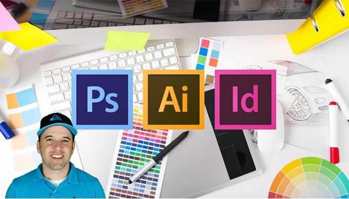 Graphic design sử dụng công cụ là chủ yếu