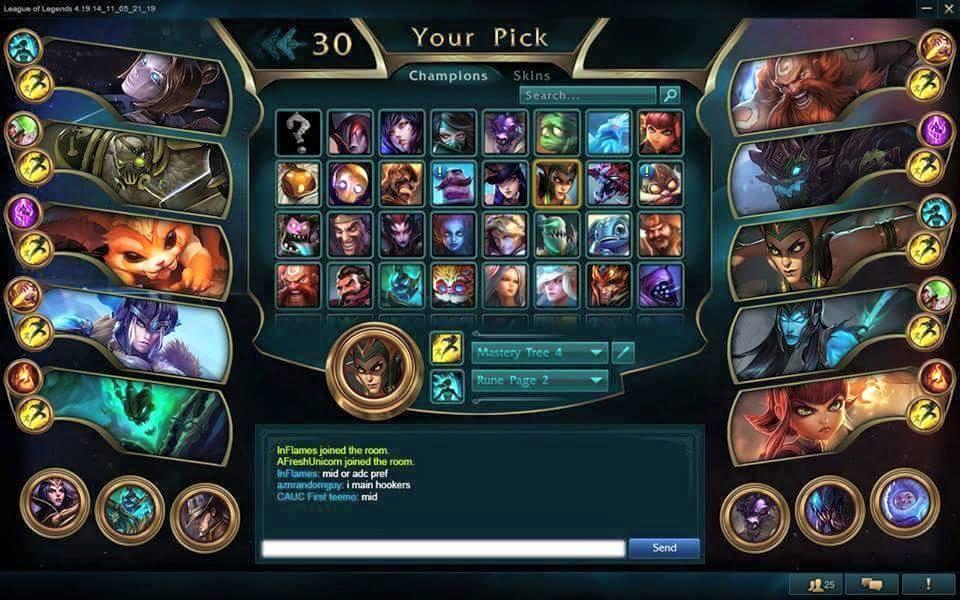 Hình ảnh minh họa giao diện game