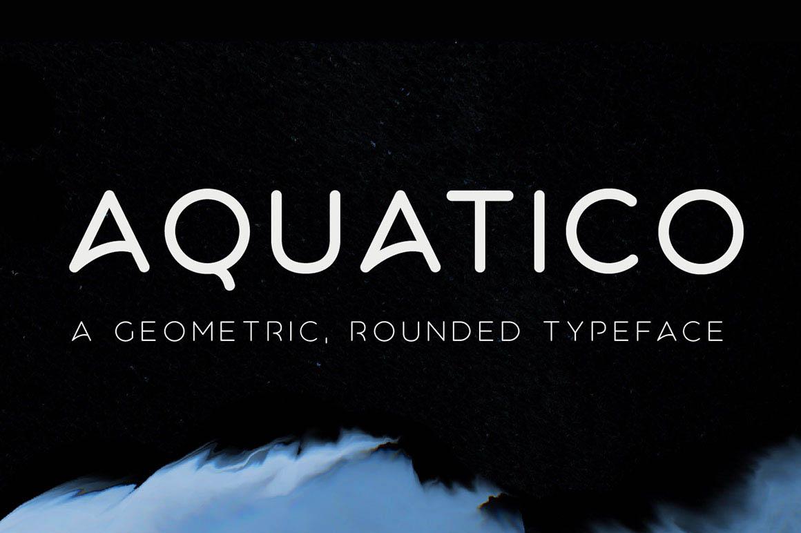 Sans serif tối giản