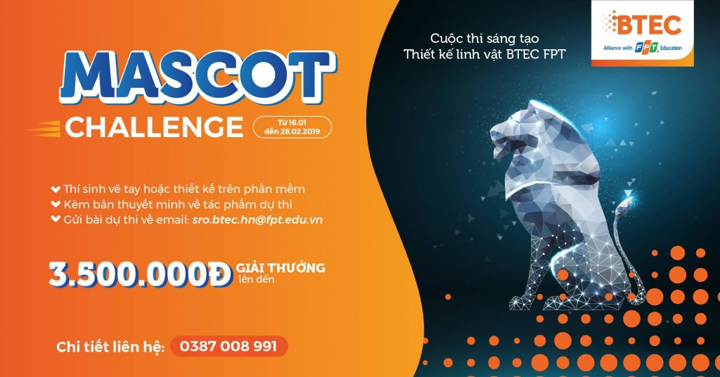 Cuộc thi MASCOT CHALLENGE