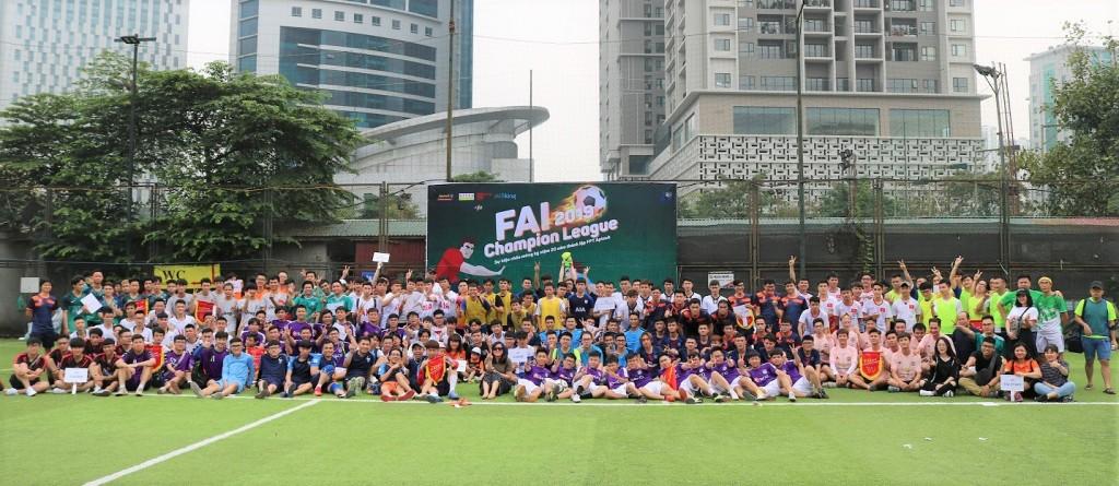 FAI Champion League 2019 - FPT Aptech - Hellơ World - 1