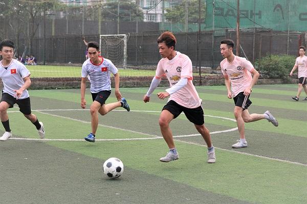 FAI Champion League 2019 - FPT Aptech - Hellơ World - 11
