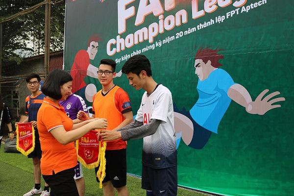 FAI Champion League 2019 - FPT Aptech - Hellơ World - 19