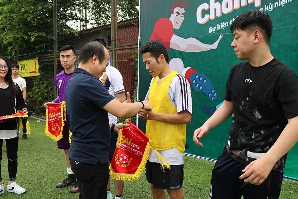 FAI Champion League 2019 - FPT Aptech - Hellơ World - 21