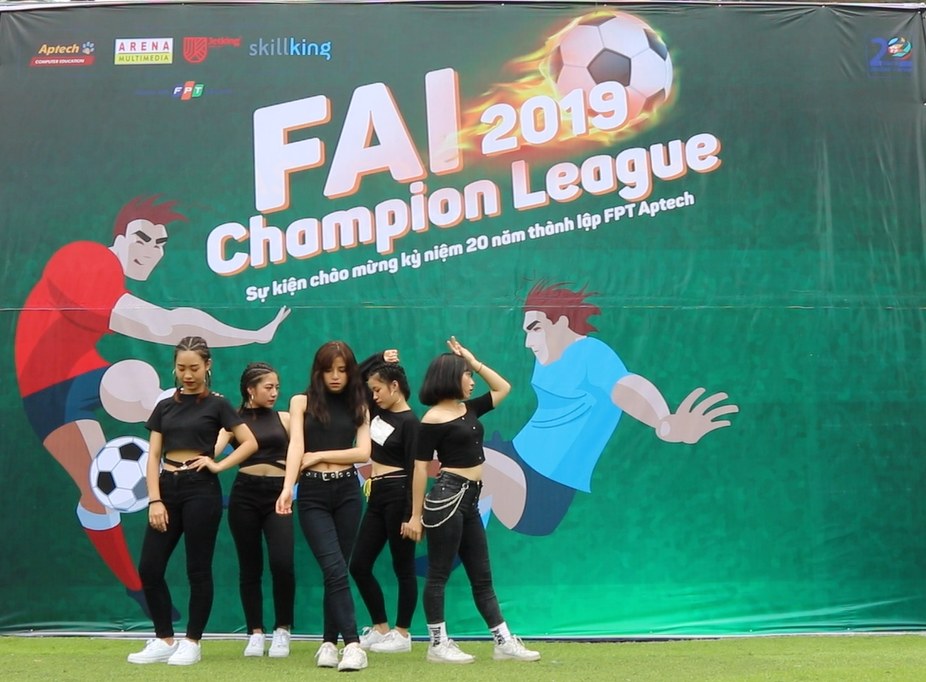 FAI Champion League 2019 - FPT Aptech - Hellơ World - 22