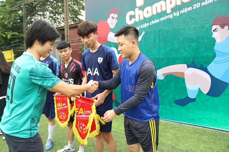 FAI Champion League 2019 - FPT Aptech - Hellơ World - 3