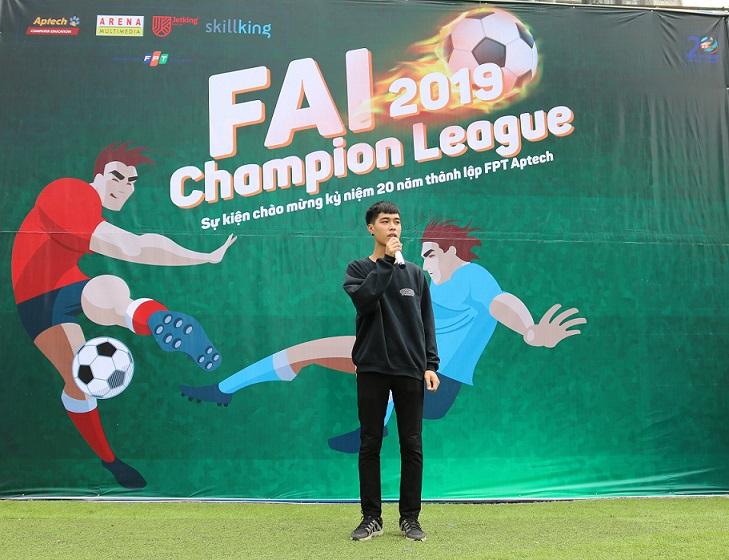FAI Champion League 2019 - FPT Aptech - Hellơ World - 6