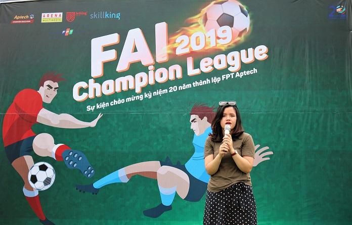 FAI Champion League 2019 - FPT Aptech - Hellơ World - 8