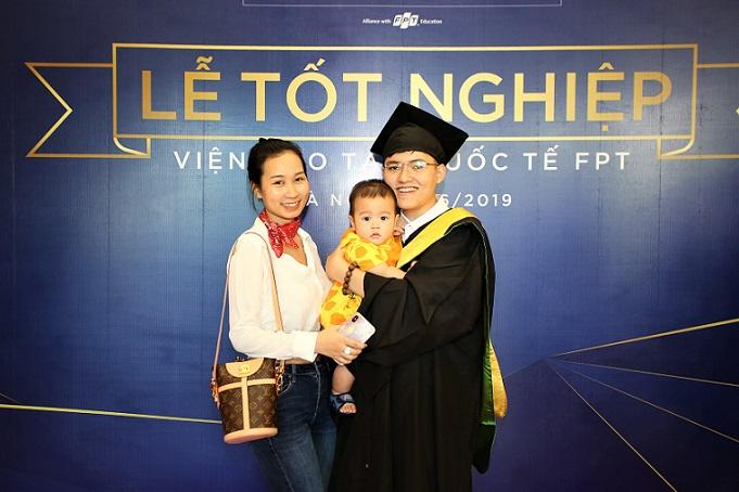 Pham Paul Keng Le tot nghiep FAI Ha Noi 2019