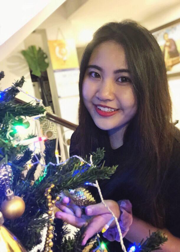 Thy Trần - Cô gái xinh đẹp và tài năng của Nhà FAN