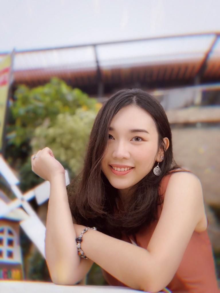 Mọi người vẫn thường hay gọi Trang bằng biệt danh rất dễ thương - TeeTee
