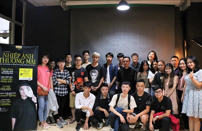 Tuan Dao Nhiep anh Thuong mai FPT Arena - 3