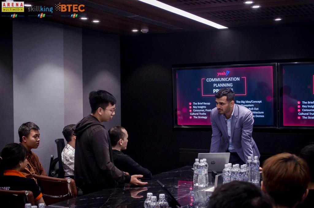 Mr. Shatrughan - Yeah1 Network Business Development Director