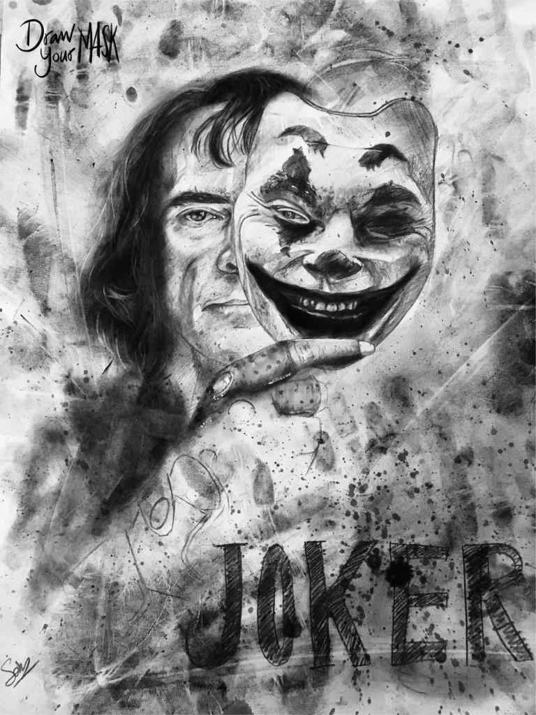 """Bạn Nguyễn Văn Sơn đem tới hình ảnh tả thực về Joker ngay khi bộ phim """"Joker"""" đang chiếm lĩnh các suất chiếu giờ đẹp ngoài rạp chiếu phim. Hiện tác phẩm nhận được 304 điểm (146 lượt thích, 79 lượt chia sẻ), xếp vị trí thứ 6."""