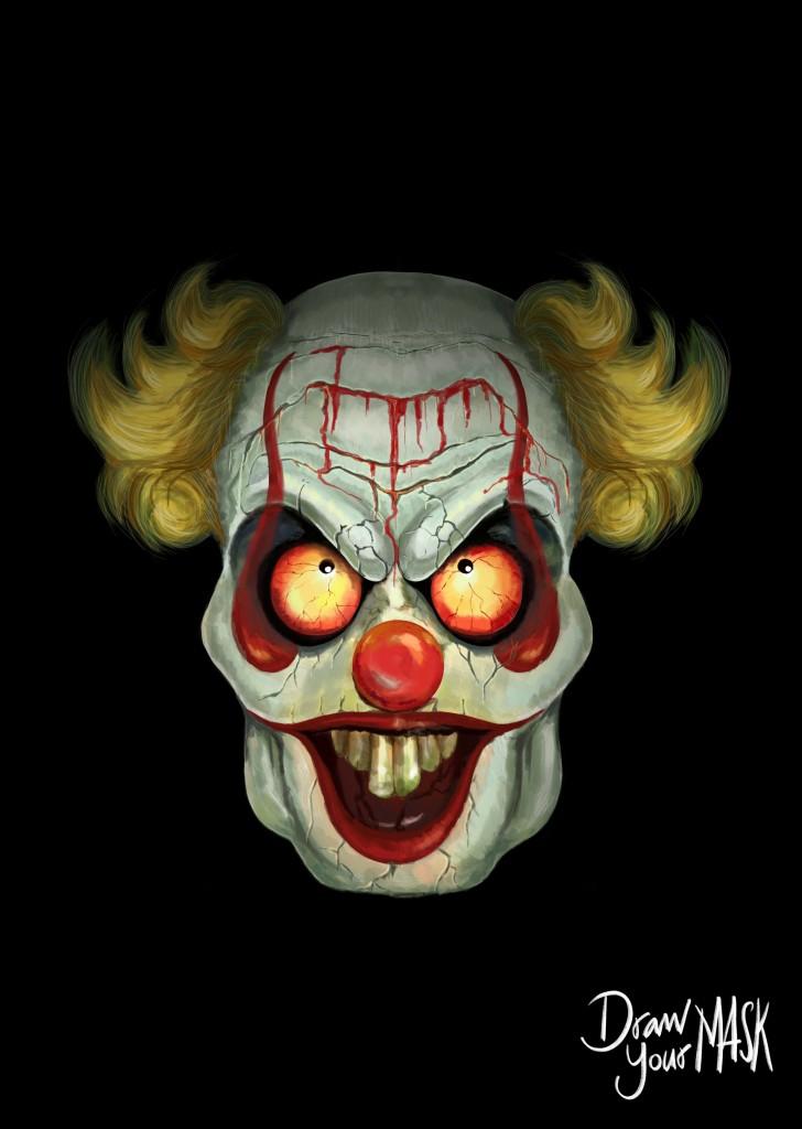 Bạn Ngô Thảo đã mang tới 1 tác phẩm đậm chất Halloween trùng với thời điểm phát động cuộc thi, tác phẩm xếp thứ 4 với 377 điểm (157 lượt thích, 110 lượt chia sẻ)