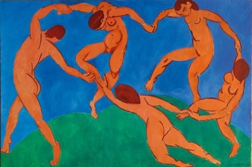 """Niềm hy vọng có thể trông như thế nào?' Henri Matisse, """"Vũ điệu"""" (II), 1909"""