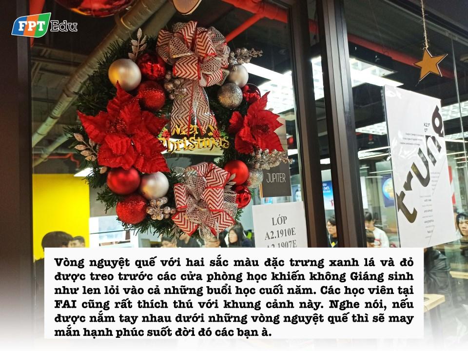 Giang Sinh FAI HN 2