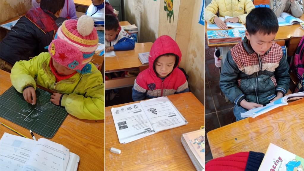 Truong TH&THCS Hữu Sản Bắc Giang - 4