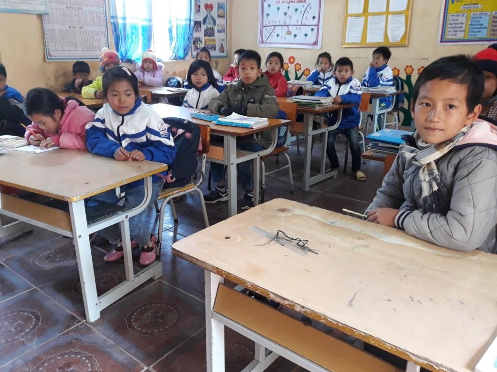 Truong TH&THCS Hữu Sản Bắc Giang - 2