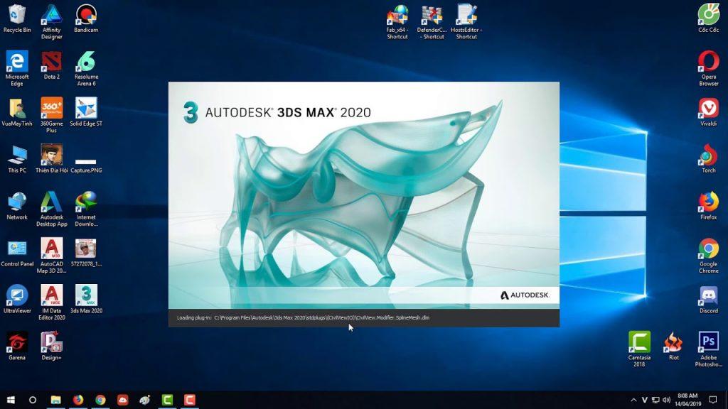 Autodesk 3Ds Max là phần mềm hỗ trợ xây dựng mô hình đồ họa 3D, dựng hình cho Game, hoạt hình,…