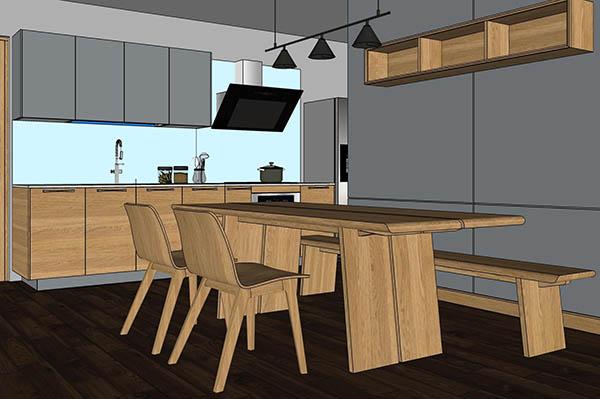 Graphic Designer - Thiết kế nội thất 3D