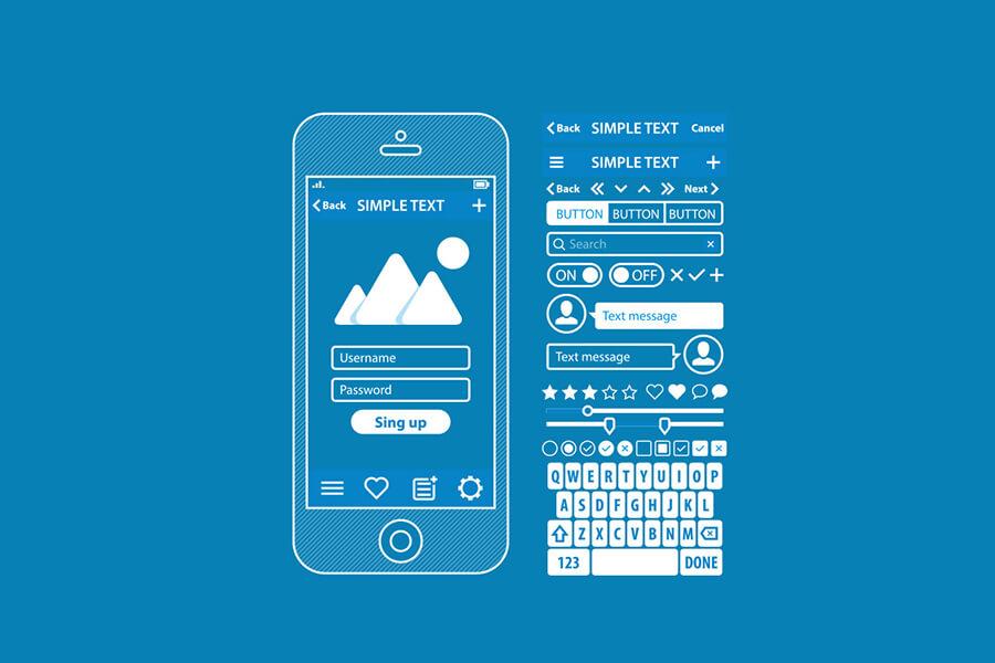 thiết kế giao diện người dùng
