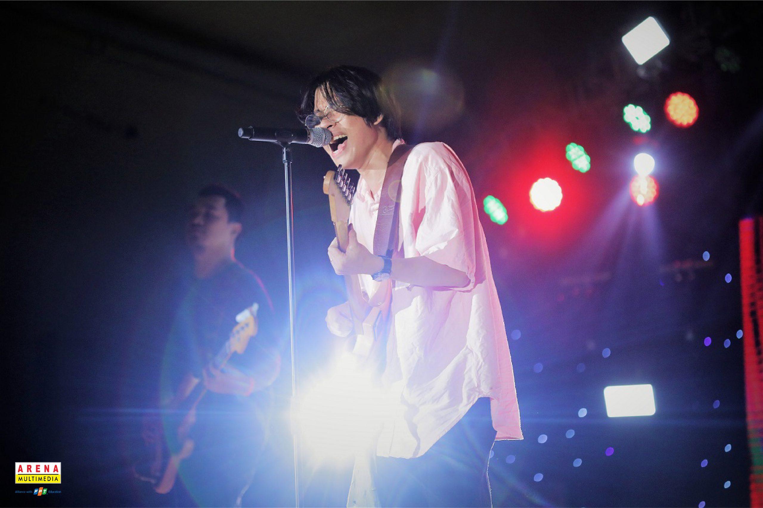 Vũ Đinh Trọng Thắng: Từ chàng sinh viên FPT Arena Multimedia cho đến linh hồn của ban nhạc Ngọt