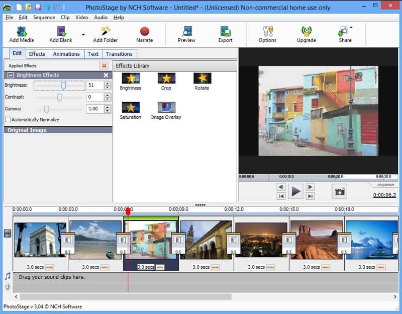 photostage-slideshow