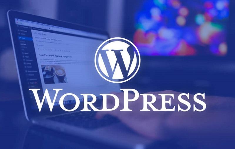 Phần mềm thiết kế web đơn giản WordPress